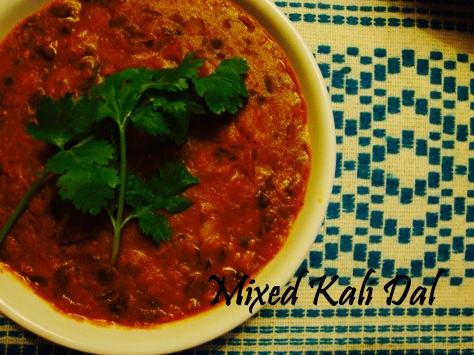 Mixed Lentil Curry