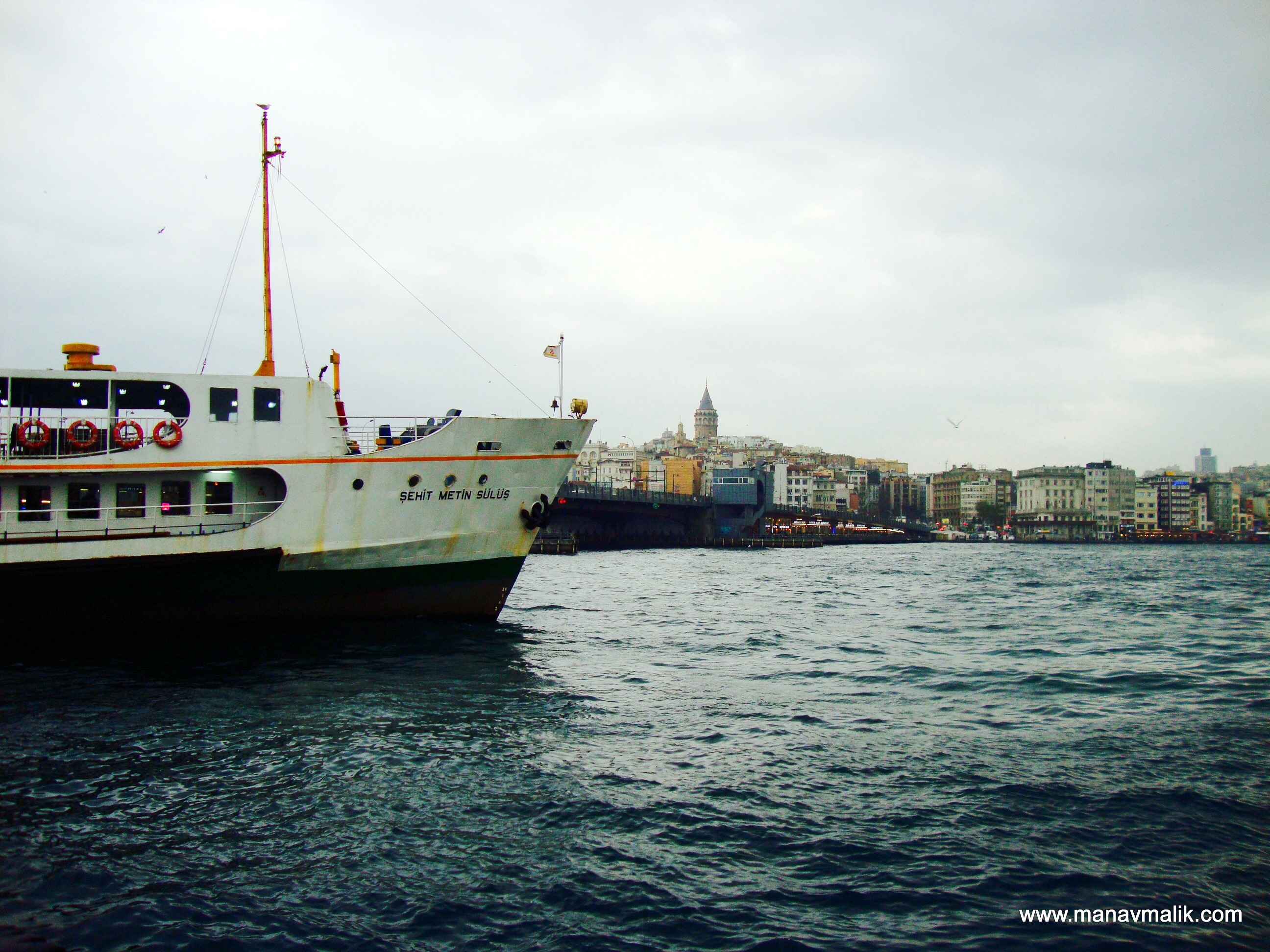 Bosphorus Cruise Ship